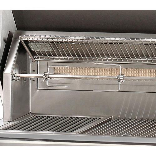 "Alfresco - 56"" Standard Grill with Side Burner Built-In"