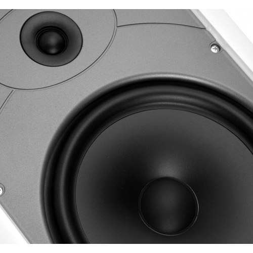 """MC Series Architectural Speaker with 8"""" Driver in White"""