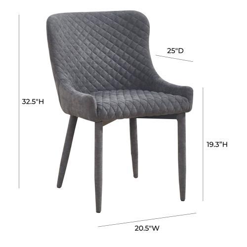 Draco Grey Chair
