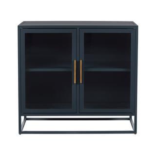 See Details - Santorini Short Metal Kitchen Cabinet