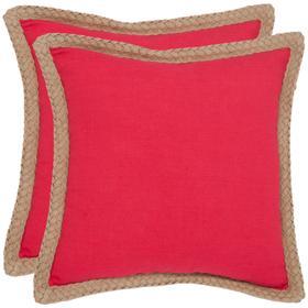 Sweet Sorona Pillow - Red