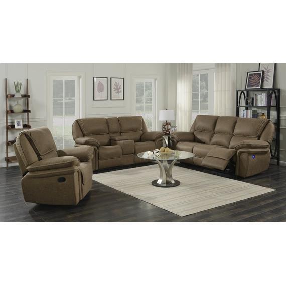 Emerald Home Furnishings - Emerald Home Allyn Sofa Desert Sand U7127-18-05