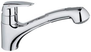 Eurodisc Single-Handle Kitchen Faucet Product Image