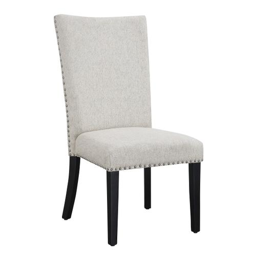 Emerald Home Durell D742-20-09 Upholstered Dining Chair Beige Jsy-3739-2
