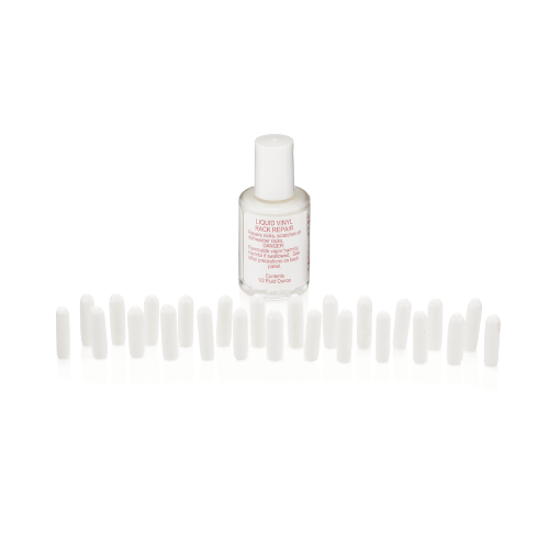 Frigidaire - Frigidaire White Dishwasher Rack Tine Replacement Kit