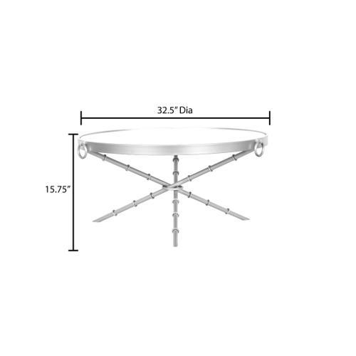 "Surya - Galatine GIE-002 16""H x 31""W x 31""D"