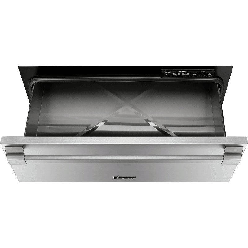 """30"""" Pro Warming Drawer, Silver Stainless Steel"""