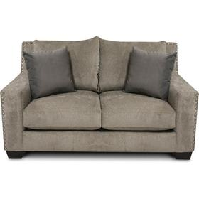 7K06N Luckenbach Loveseat with Nails