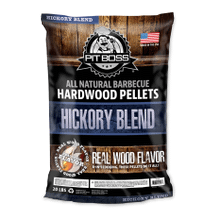 20 lb Hickory Blend (free shipping)