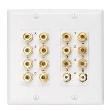 See Details - HTP-7.2 Home Theater Wallplate