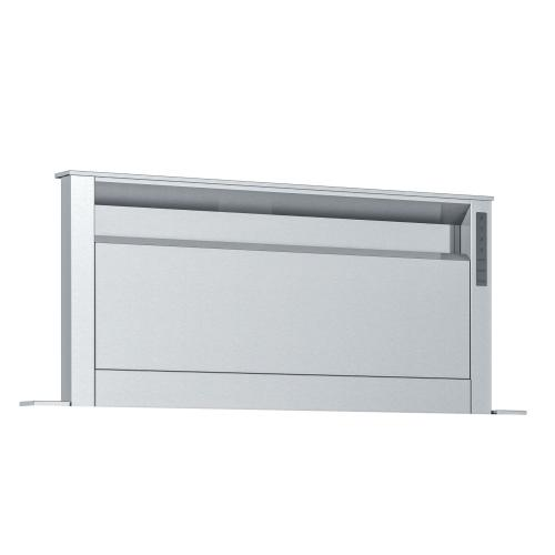 "36"" Masterpiece Downdraft, 15"" Snorkle"