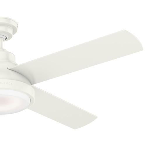 Levitt with LED Light 54 inch - Fresh White - Fresh White