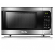 Danby 0.9 cuft Microwave with Stainless Steel front Product Image