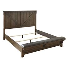 Queen UPH Bench Footboard