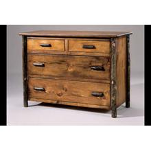 See Details - 290 Four Drawer Dresser