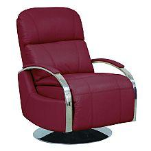 See Details - 4-4010 Regal II (Leather) 5451-11 Stargo Red