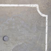 See Details - Large Zinc Magnet Board
