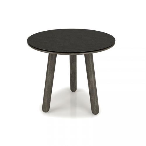 Huppe - Side Table top in Steel