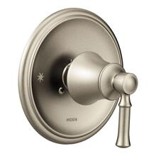 Dartmoor brushed nickel posi-temp® valve trim