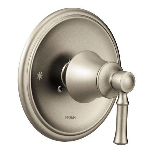 Dartmoor brushed nickel posi-temp® valve trim