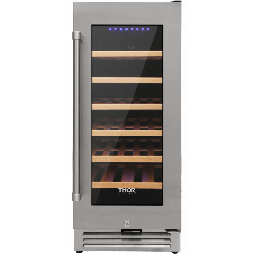 33 Bottle Wine Cooler With Sabbath Mode