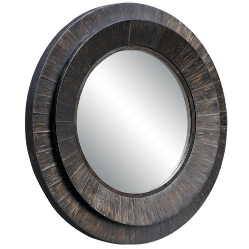 Uttermost - Corral Round Mirror