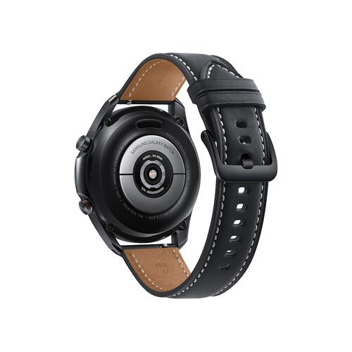 Galaxy Watch3 (45MM), Mystic Black (LTE)