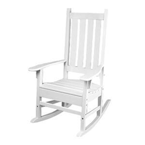 Traditional Porch Rocker (knocked Down) (035)