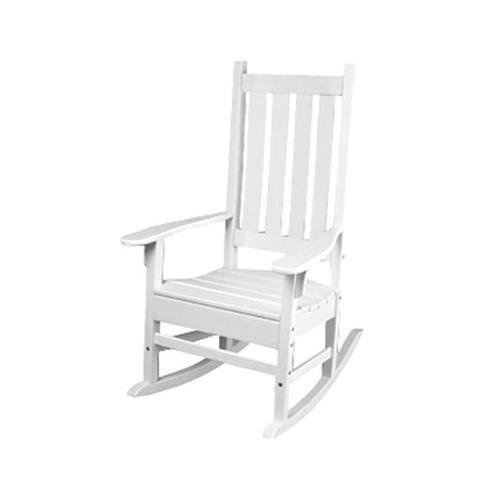 Seaside Casual - Traditional Porch Rocker (knocked Down) (035)