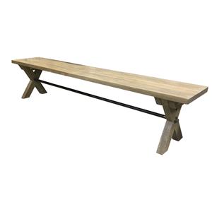 Dunham Sawbuck Bench