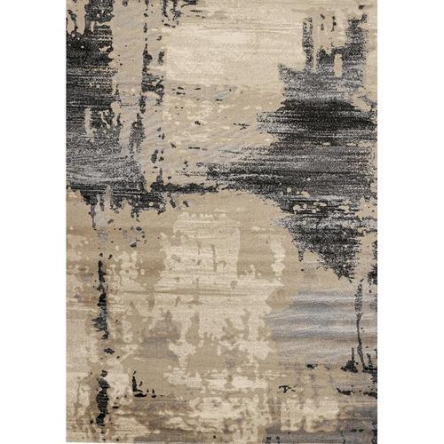 Platinum 3097 Grey Brown 7 x 10