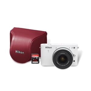 Nikon 1 J1 White Gift Pack