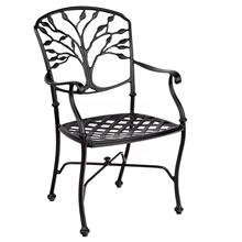 See Details - Heritage Dining Armchair - without Cushion