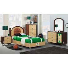 NBA BEDROOM BOSTON CELTICS