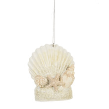 Jewel Shells Ornament