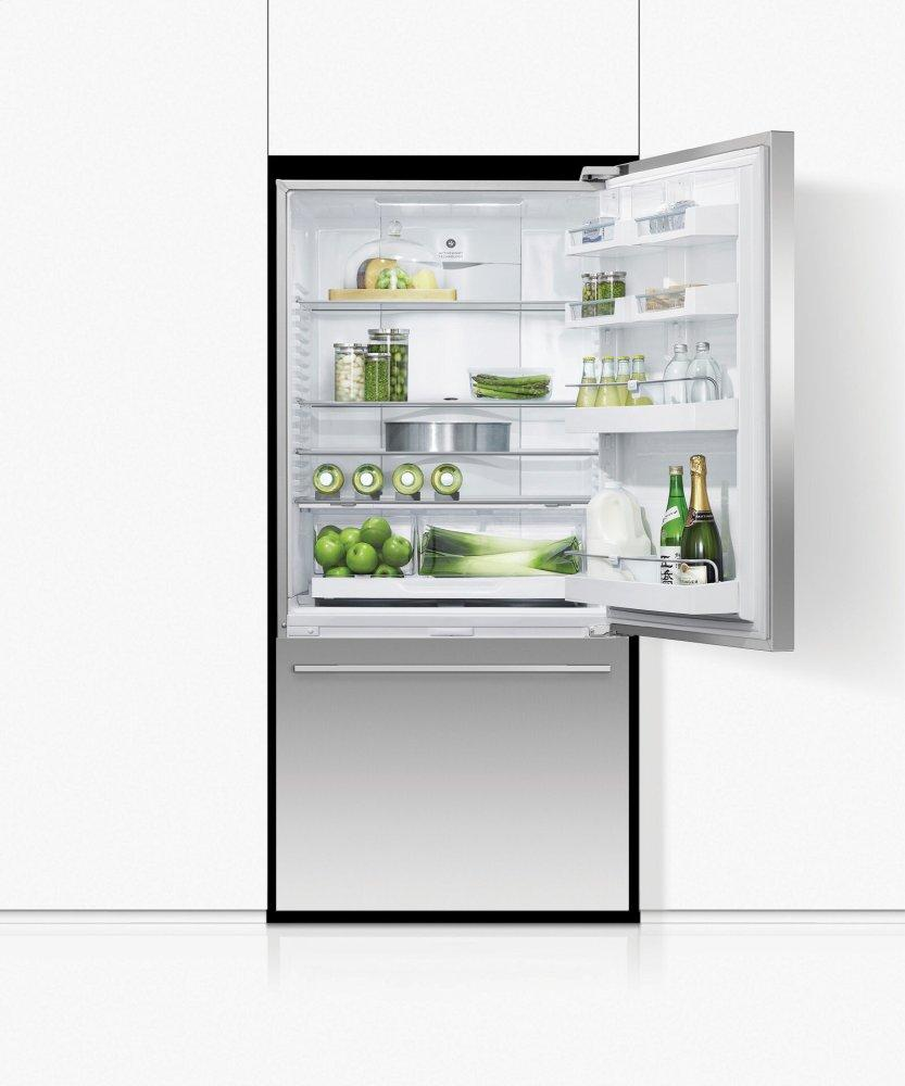 "Freestanding Refrigerator Freezer, 32"", 17.1 cu ft, Ice Photo #5"