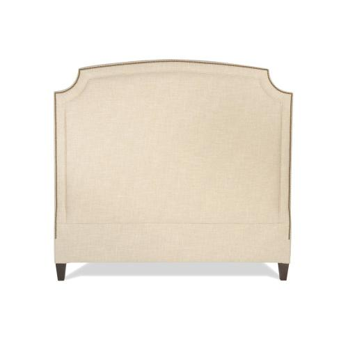 Taylor Made Headboard - Arched with Clipped Corners