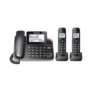 KX-TGF872B Cordless Phones