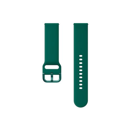 Sport Band for Galaxy Watch Active2, Vivid Green