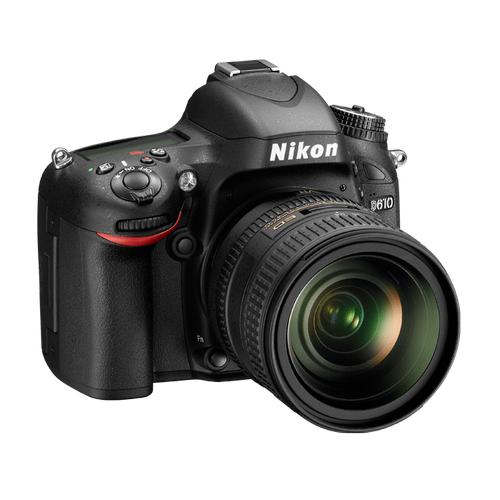 D610 28-300mm VR Lens Kit