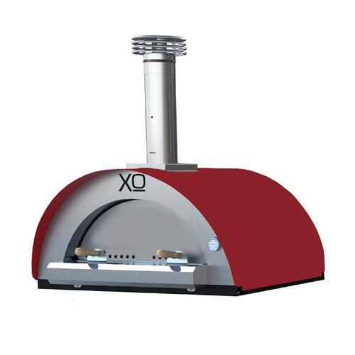 40in Wood Fired Pizza Oven Rosso (Red)