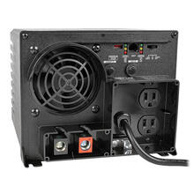 1250W PowerVerter APS 12VDC 120V Inverter/Charger with Auto Transfer Switching, 2 Outlets
