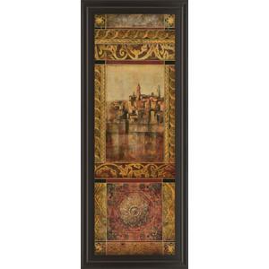 """New Enchantment I"" By Douglas Framed Print Wall Art"