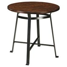 Challiman Bar Height Table Rustic Brown