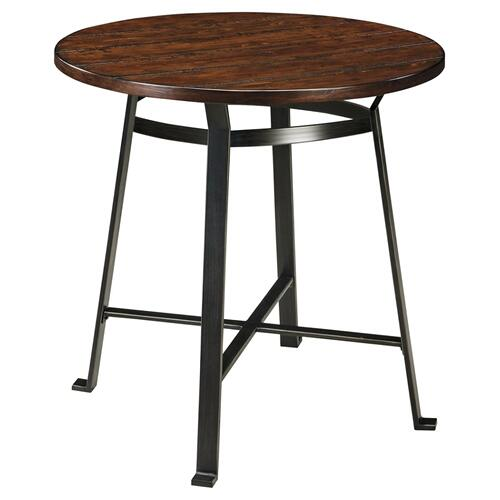 Challiman Dining Room Bar Height Table