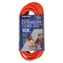 See Details - 16/3 15 ft. Orange Extension Cord