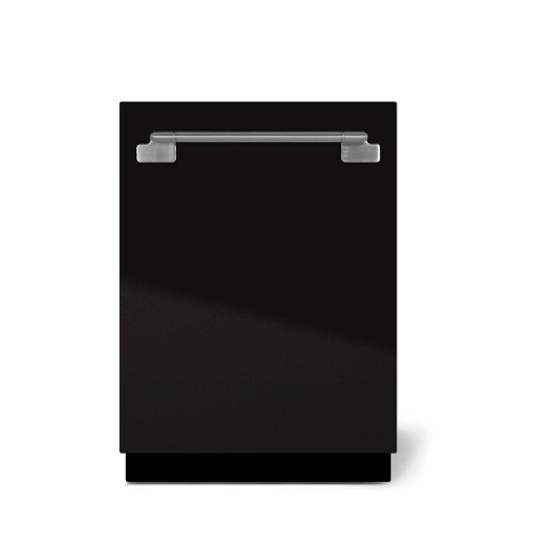 """AGA Elise 24"""" Dishwasher, Gloss Black"""