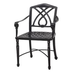 Gensun Casual Living - Terrace Cushion Café Chair with Arms - KD