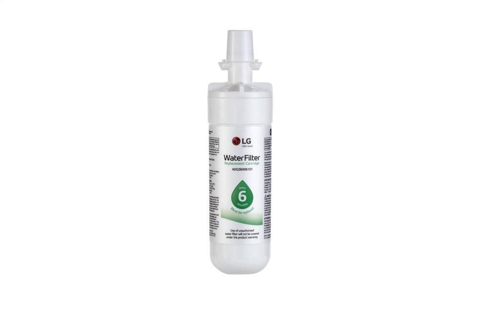 LG LT700P® - 6 Month / 200 Gallon Capacity Replacement Refrigerator Water Filter (NSF42 and NSF53*)