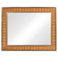 Satinwood Argyle Mirror